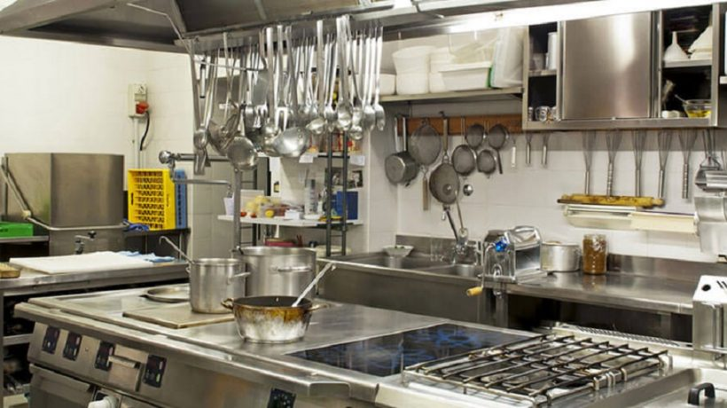 Commercial catering equipment to suit kitchens of all sizes