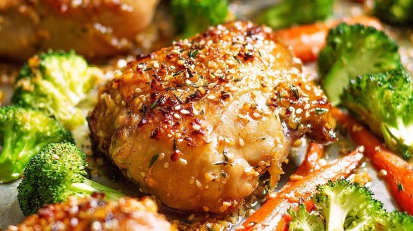 Easy Chicken Dinner Ideas and Recipes