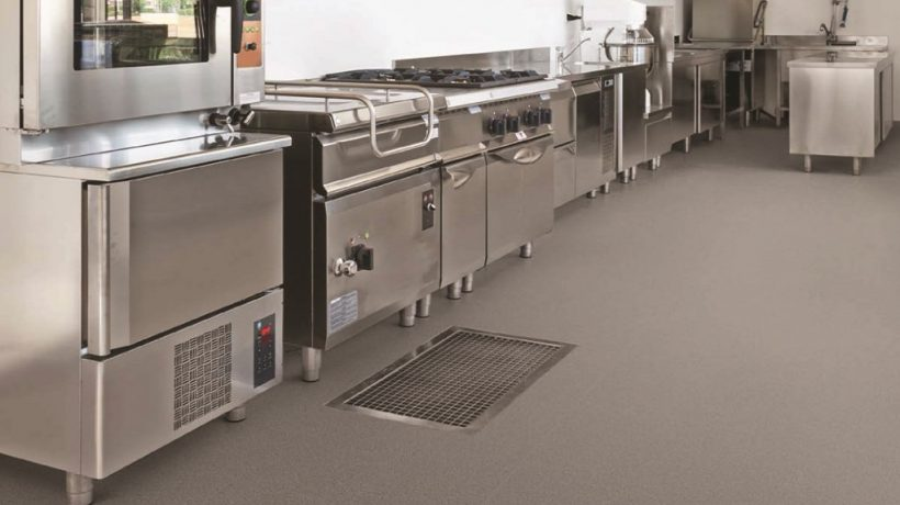 Compliance in commercial catering