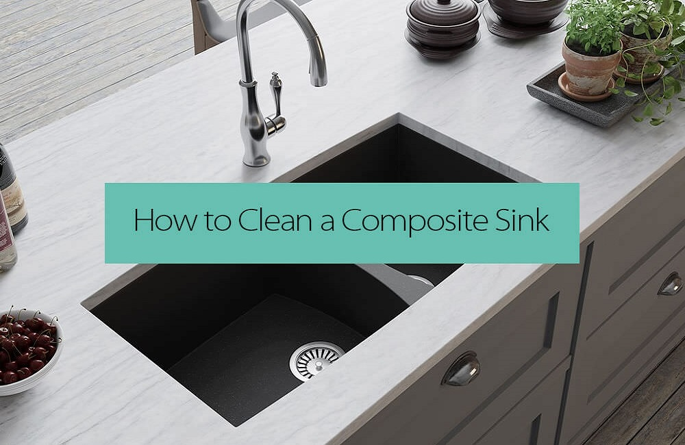 Clean a Granite Composite Sink