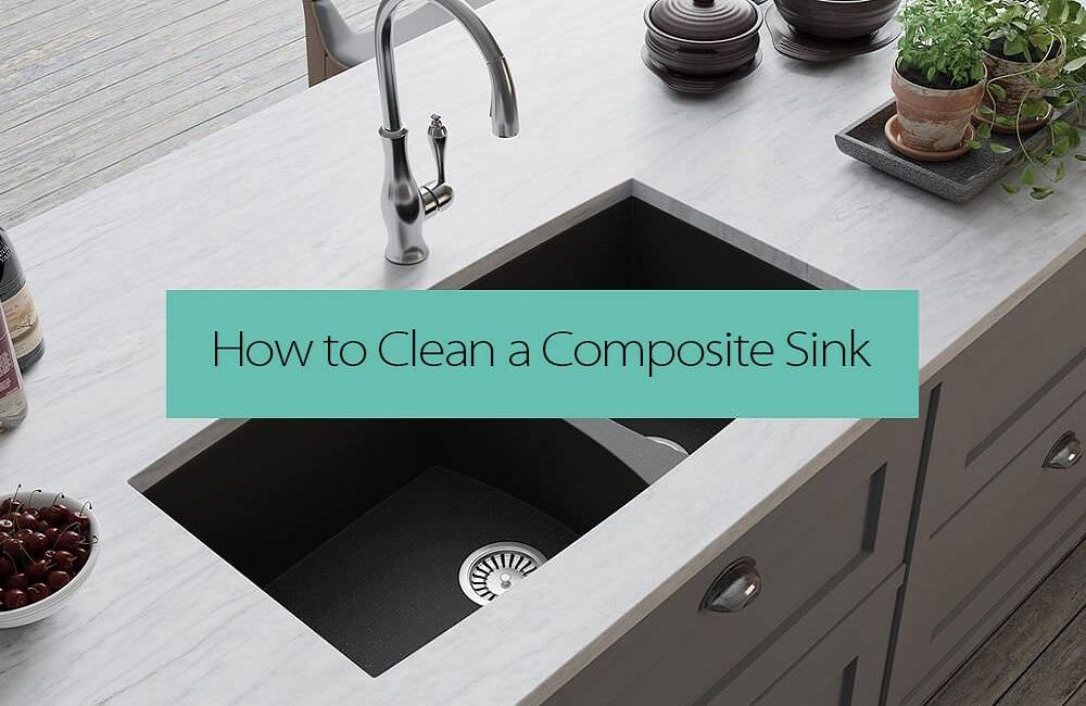Clean a Granite Composite Sink