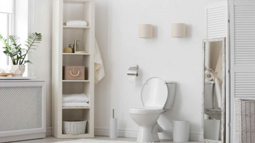 How to unblock a badly blocked toilet?
